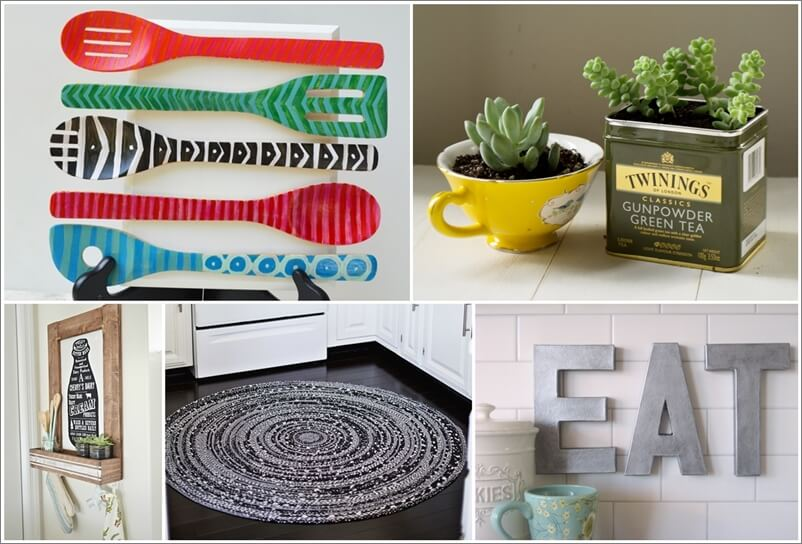 28 Affordable DIY Kitchen Projects You Will Admire