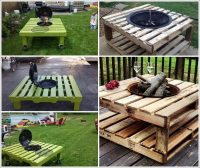 Build a Pallet Fire Pit That Won't Break The Bank