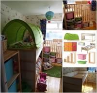 10 Cool DIY Bunk Bed Ideas For Kids - Kids Bunk Beds Ideas