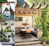 29 Cool Pergola Decor Ideas to Beautify Your Home's ...
