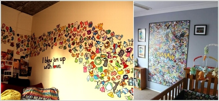 Cute Boy Themed Wallpaper Have A Look At These Cool Pokemon Bedroom Ideas