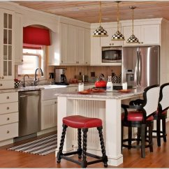 How To Decorate Your Kitchen Cabinets Mn 7 Ways With Checkered Pattern 1