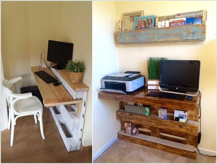 10 Creative DIY Computer Desk Ideas for Your Home
