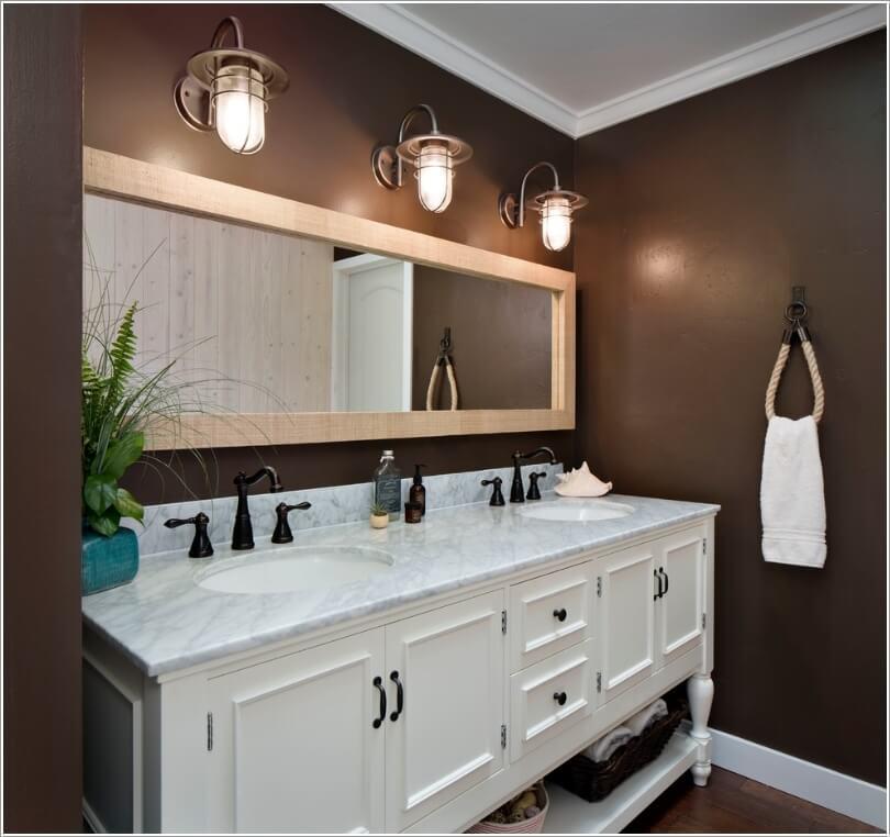 10 Chic Bathroom Vanity Lighting Ideas