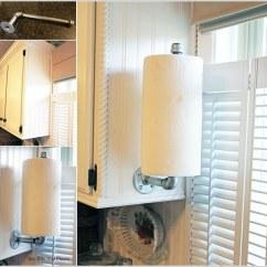 Kitchen Dish Towels Appliance Garage 15 Clever Towel Storage Ideas