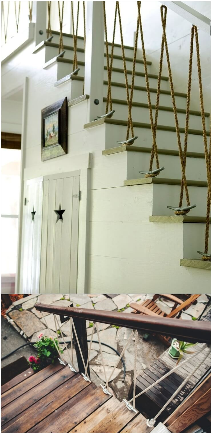 15 Cool Ideas to Decorate Your Home with Boat Cleats