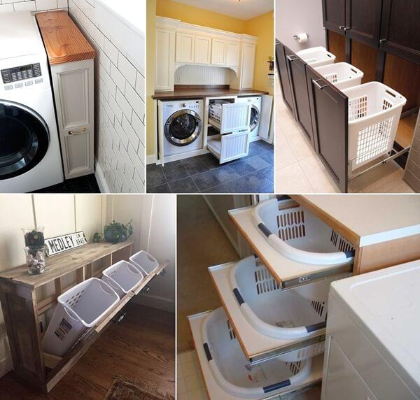 Organization Laundry Room Small Diy