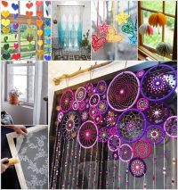 15 Creative DIY Window Decorations to Try This Spring
