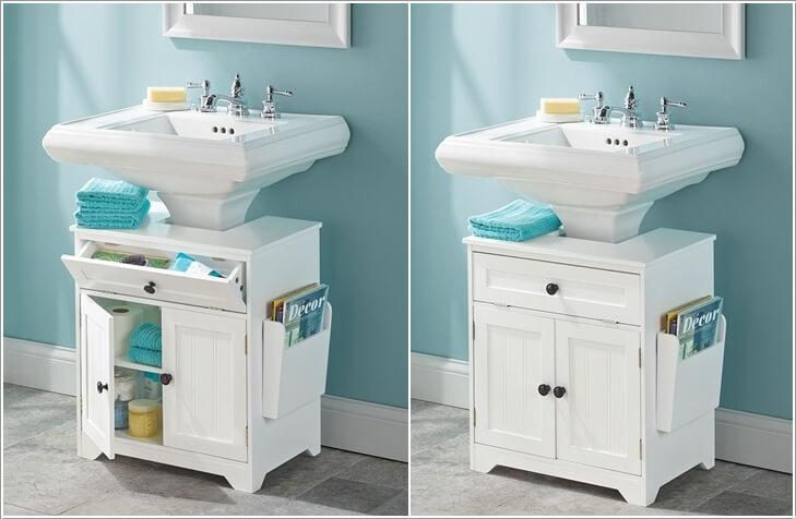 10 SpaceSaving Storage Ideas for Your Bathroom