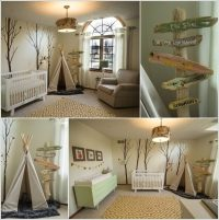 Woods Themed Nursery ~ TheNurseries