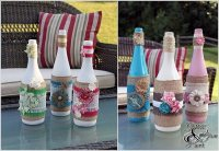 Creative Ways to Decorate Glass Bottles