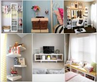 15 Ways to Hack IKEA Lack Wall Shelf
