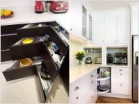 Corner Kitchen Cupboard Storage Ideas  Wow Blog