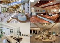 Stunning Sunken Living Room Designs