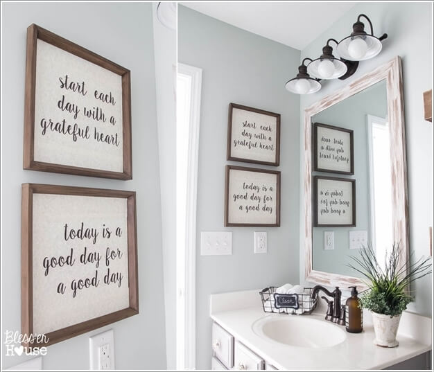 Bathroom Wall Decoration Ideas  online information