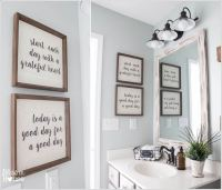 Bathroom Wall Decoration Ideas