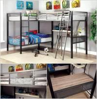 10 Wonderful L Shaped Bunk Bed Designs