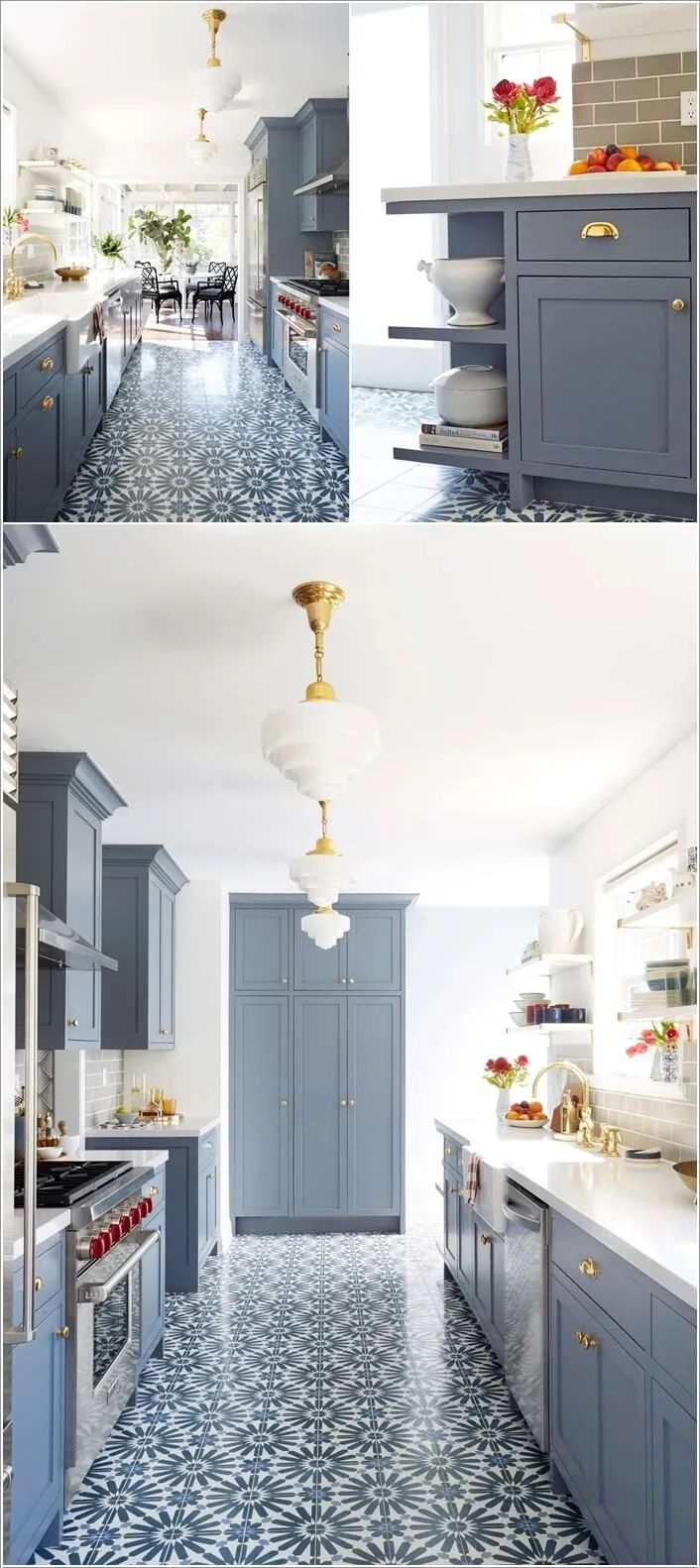 Kitchen Cabinets: Design For Narrow Kitchen. Desktop Design For Narrow Kitchen Smartphone High Quality Interesting Ideas To Decorate Long And Kitchens