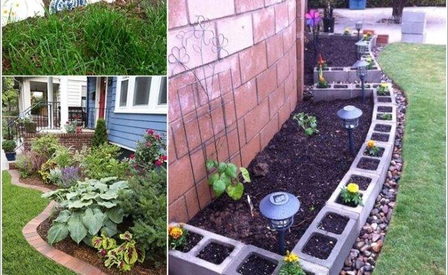 Unique Garden Edging Ideas Garden Ftempo