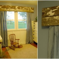 Bay Window Kitchen Curtains Wall Signs 10 Diy Valance Ideas You Can Try