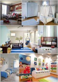 20 Cute Toddler Boy Bedroom Ideas