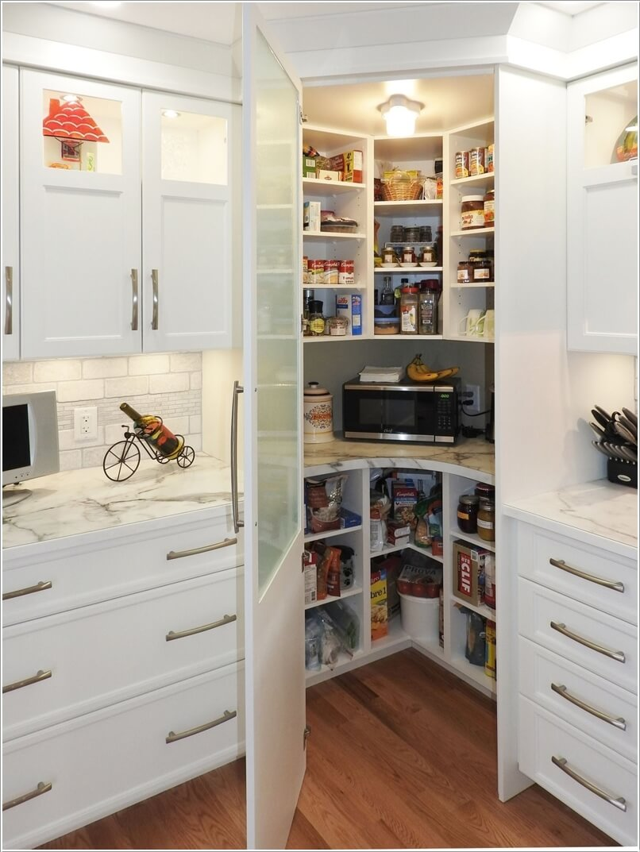 Amazing Kitchen Pantry Cabinet Ideas