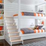 Modern Kids Bedroom Designs With Bunk Beds