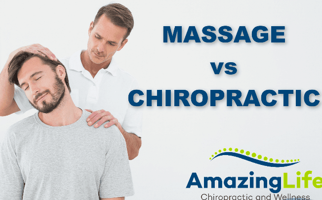 Massage vs. Chiropractic