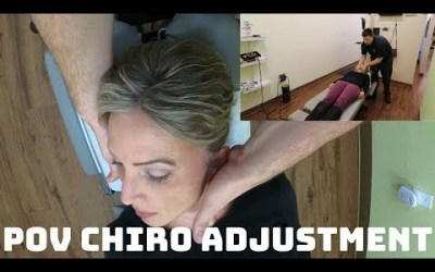 Graceful POV Chiropractic Adjustment by Mill Creek Chiropractor