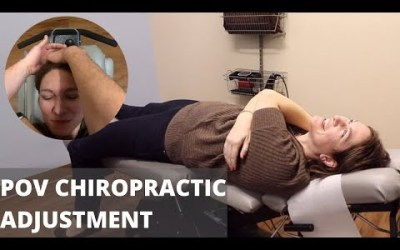 Back Pain Chiropractic Adjustment in Mill Creek