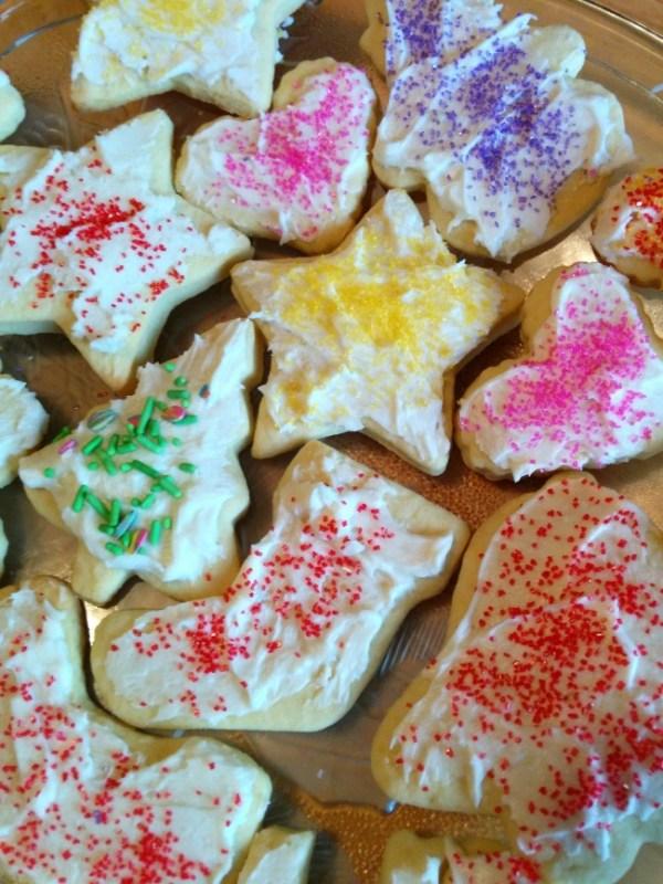 The Best Soft Sugar Cookie Recipe Ever