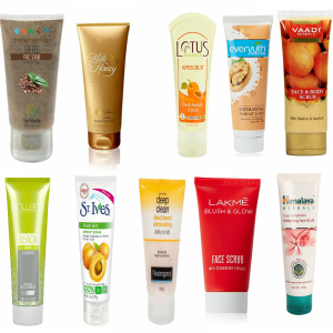 Top 10 Products For Exfoliating Your Skin