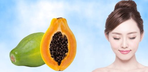 Papaya For Skin Whitening