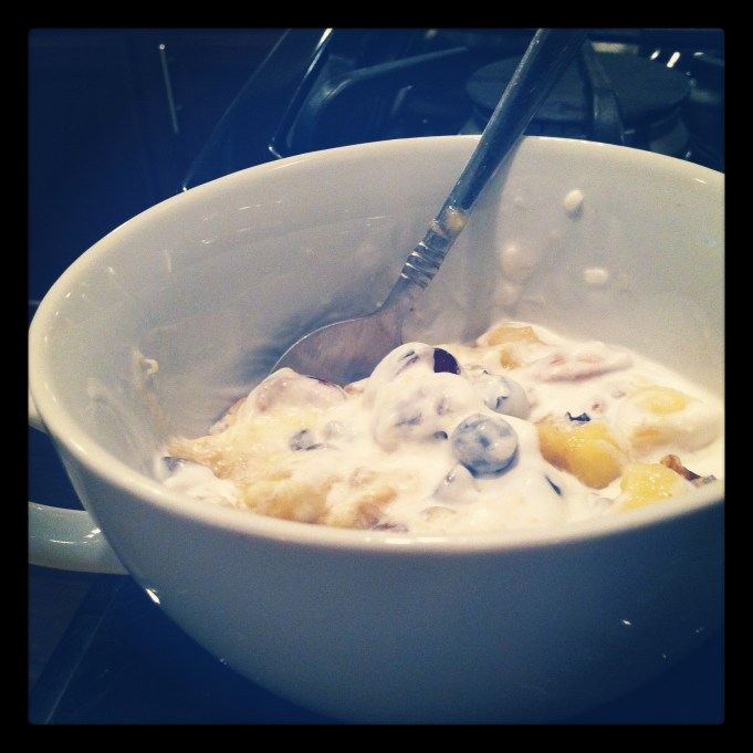 Coconut Yogurt and Paleo Nuts Granola