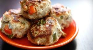 Seasoned Turkey Meatballs