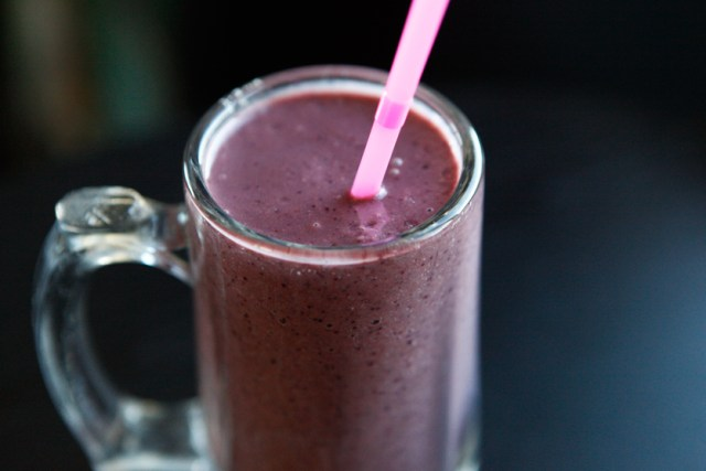 Berry Chia Smoothie