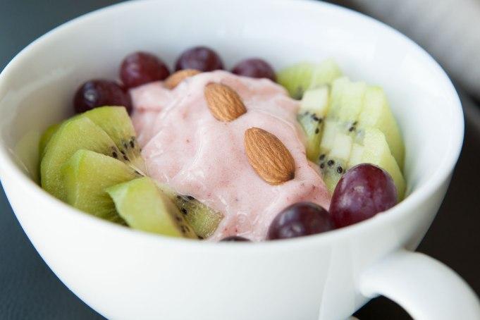 Strawberry Dream Healthy Bowl