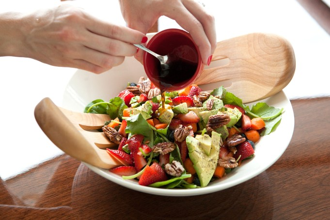 Eat the Rainbow Summer Salad