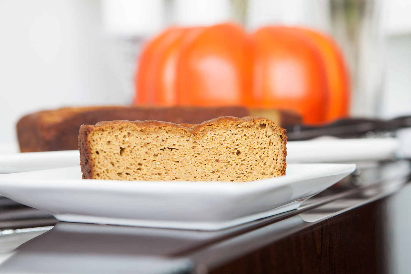 Paleo Pumpkin Bread - by AmazingPaleo.com