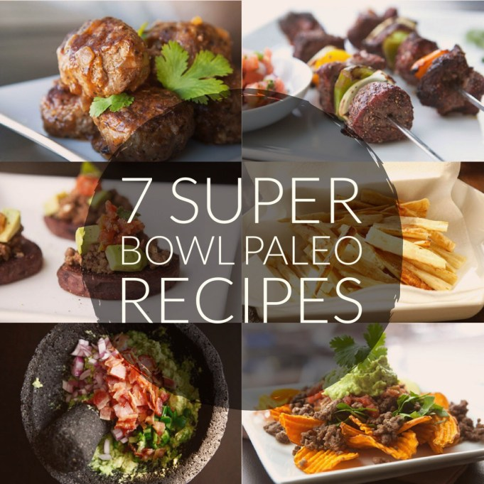 7 Super Bowl Paleo Recipes