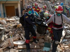 Devastating Earthquake in Ecuador
