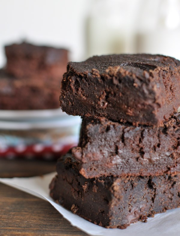 NUT FREE BROWNIE