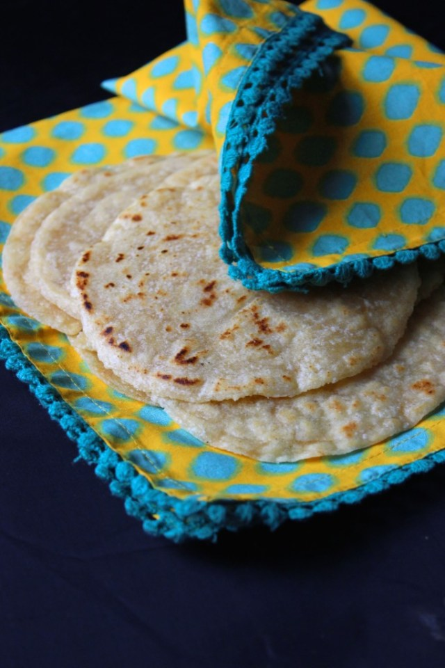 WEEKNIGHT PALEO TORTILLAS