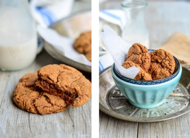 6 INGREDIENT PALEO COOKIES