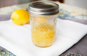 Lemon Citrus Vinaigrette