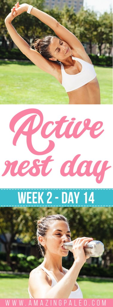 Week 2 Day 14 Workout