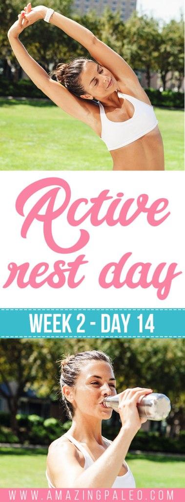 Week 2 Day 14 Workout