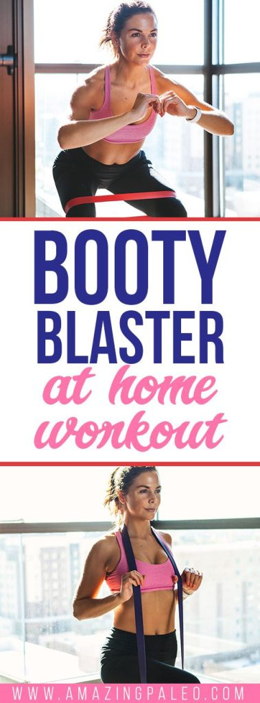 Booty Blaster At-Home Workout