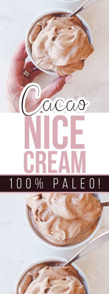 Cacao Nice Cream