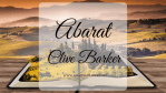 Abarat, di Clive Barker